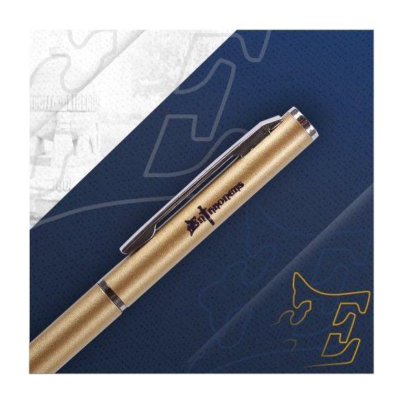 Vékony arany színű toll